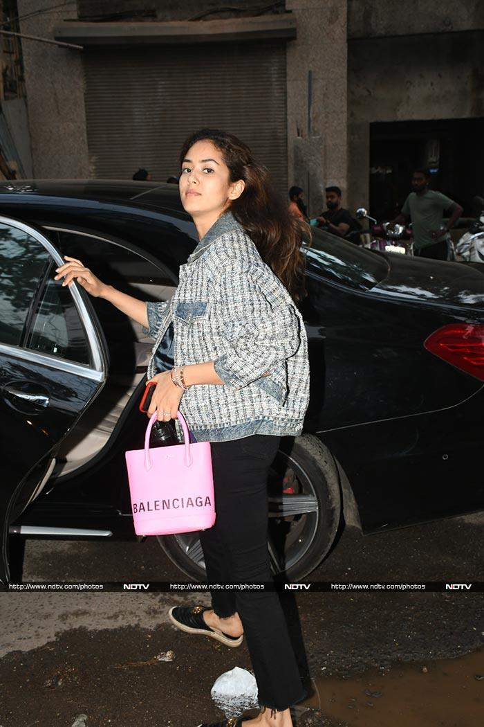 Glimpses Of Mira Rajput\'s Sunday Outing