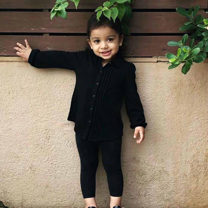 Happy Birthday, Misha. 10 Adorable Pics Of Shahid-Mira\'s Little Munchkin