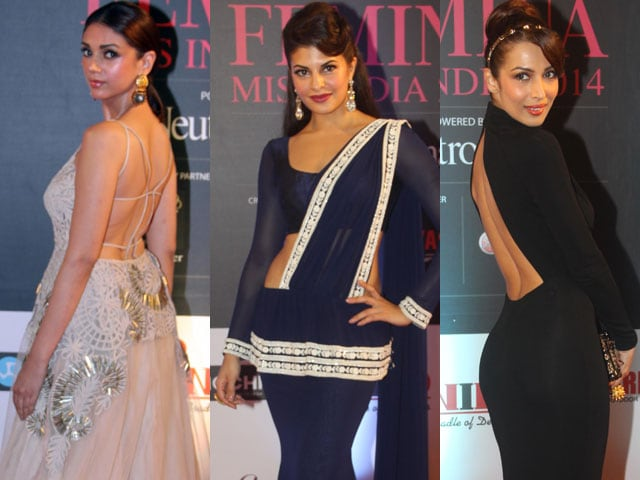Bollywood takes over Miss India: Aditi, Jacqueline, Malaika
