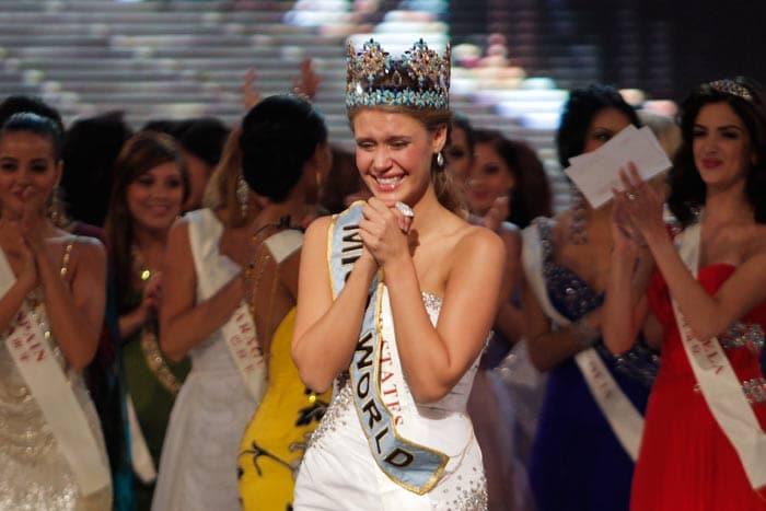 Meet Miss World 2010: Alexandria Mills