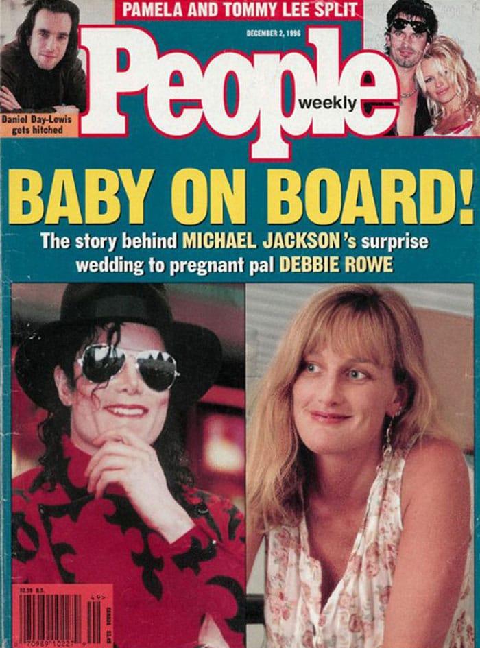 Michael Jackson un-covered