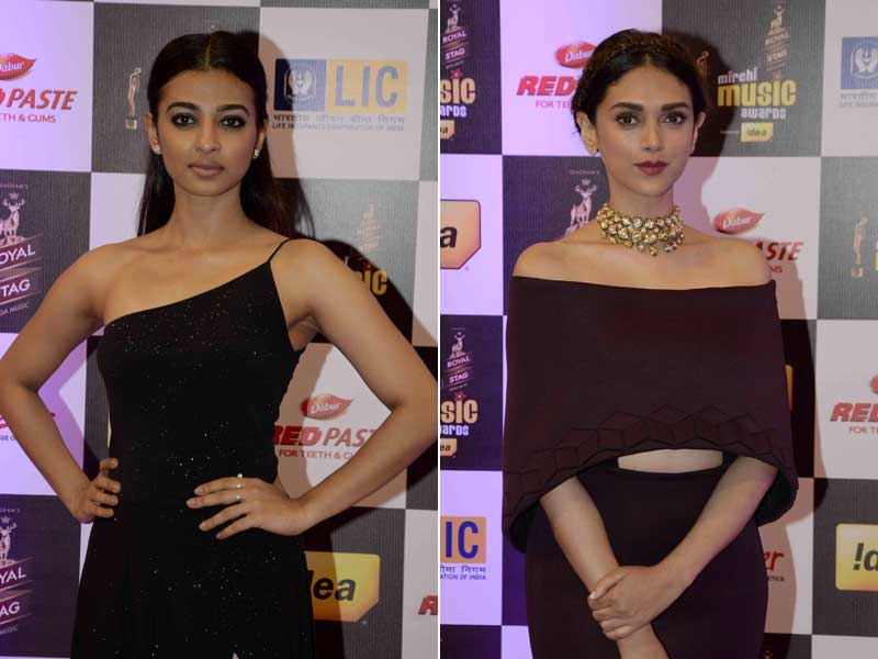Aditi, Radhika, Dia Were Stars of Bollywood's Night of Fashion