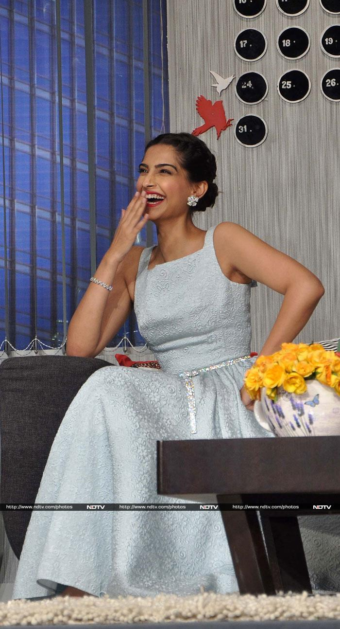Between Sonam and Sonakshi, a style lesson and a song