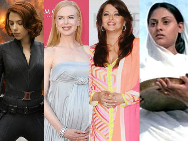 Baby on board: what happens to films when actresses fall pregnant?