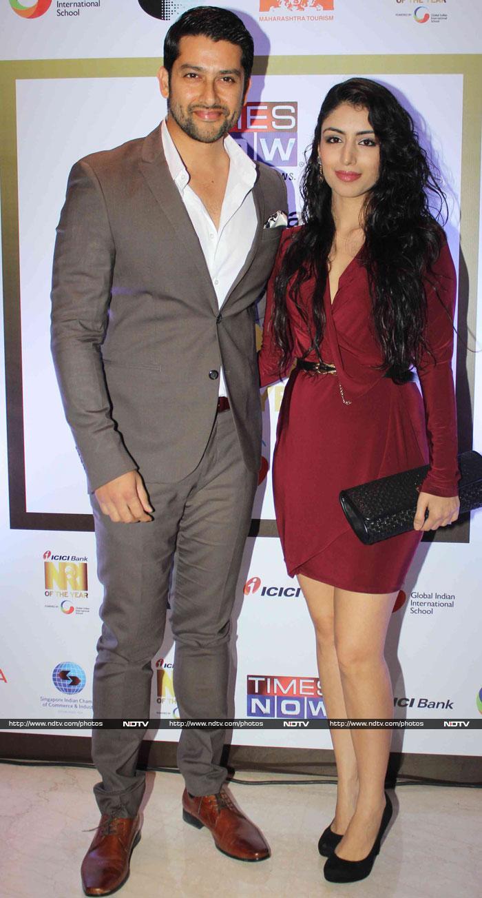 Prized stars: Big B, Aftab, Pooja