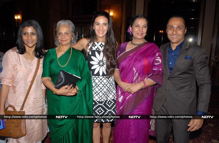 Dream Girls: Vidya, Soha, Neha, Konkona