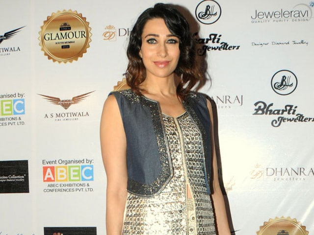 Karisma Kapoor: Rani Hindustani is 40