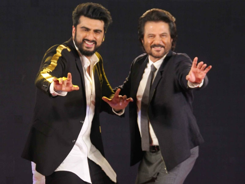 Anil Kapoor And Arjun's Mubarakan Dance Is Totally Jhakkas