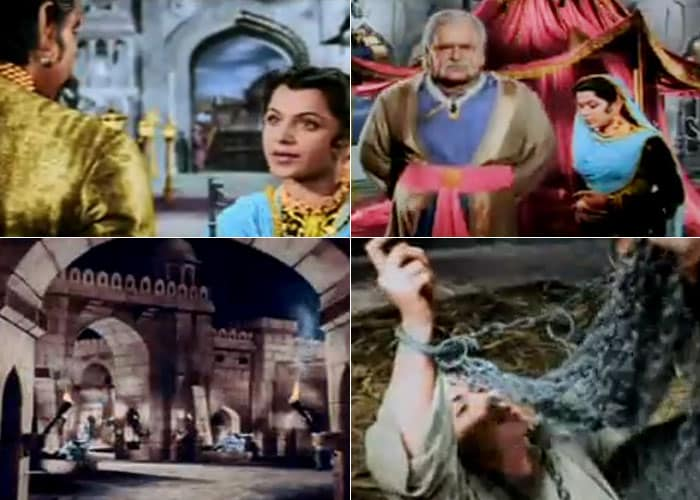 Mughal-e-Azam: 50 years in 50 pics