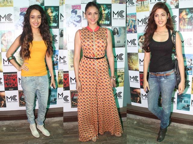 Old Friends, New Beginnings: Shraddha, Aditi, Rhea