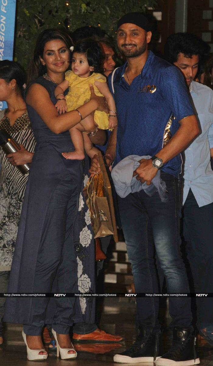 Deepika, Sachin\'s Starry Night With Mumbai Indians And Ambanis