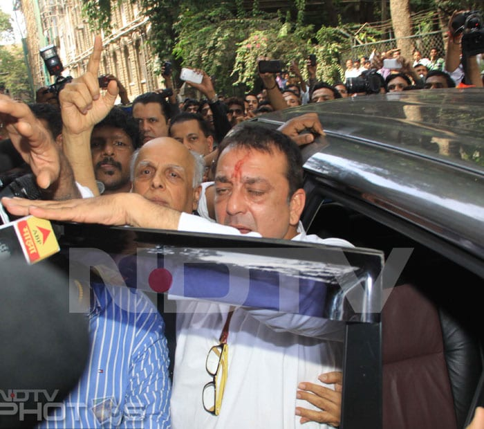 Munnabhai goes to jail