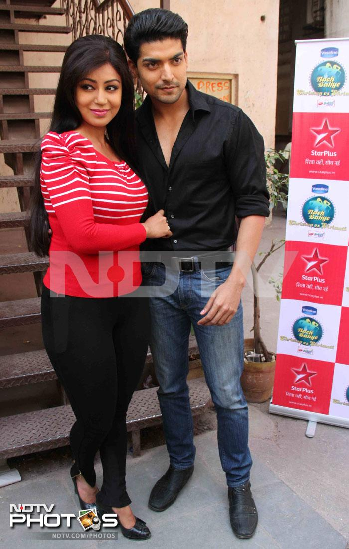 Nach with Shilpa Shetty