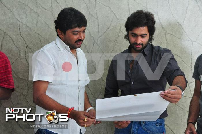 Nara Rohit launches a calendar for fans