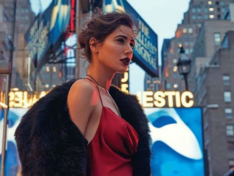 Stumped: Nargis Fakhri Rules NYC's High Fashion