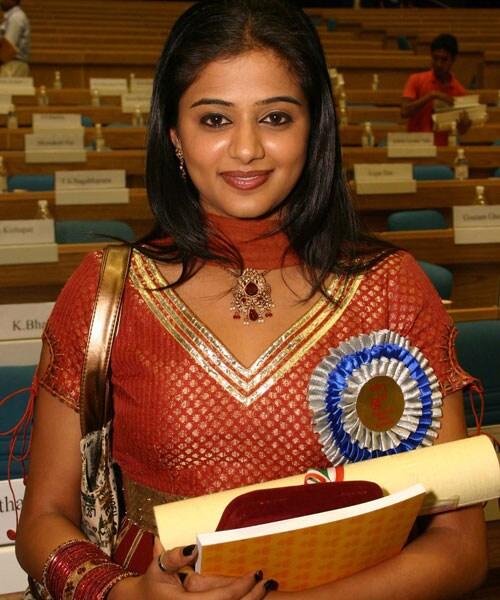 National Awards 2008