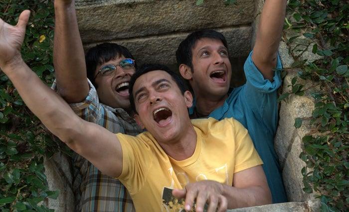 National Award for 3 Idiots, Amitabh