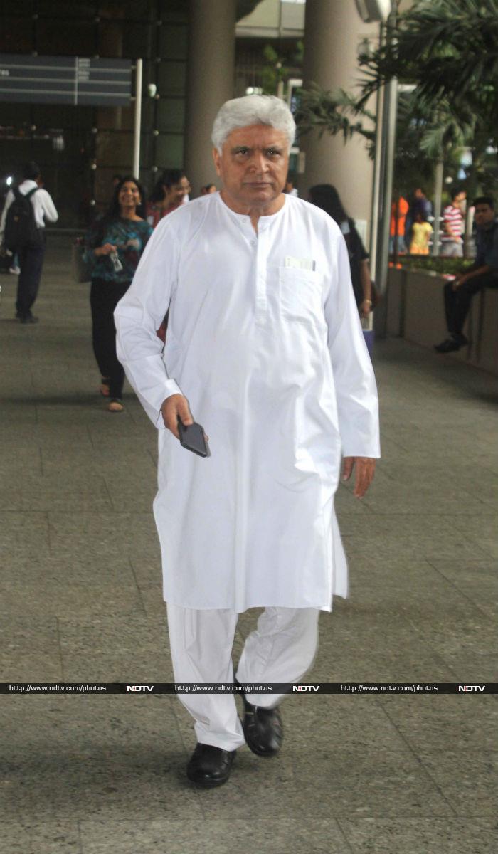 Mumbai Welcomes Big B\'s Granddaughter Navya