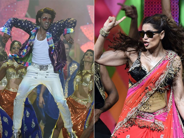 10 Dance Moves We Learnt at IIFA
