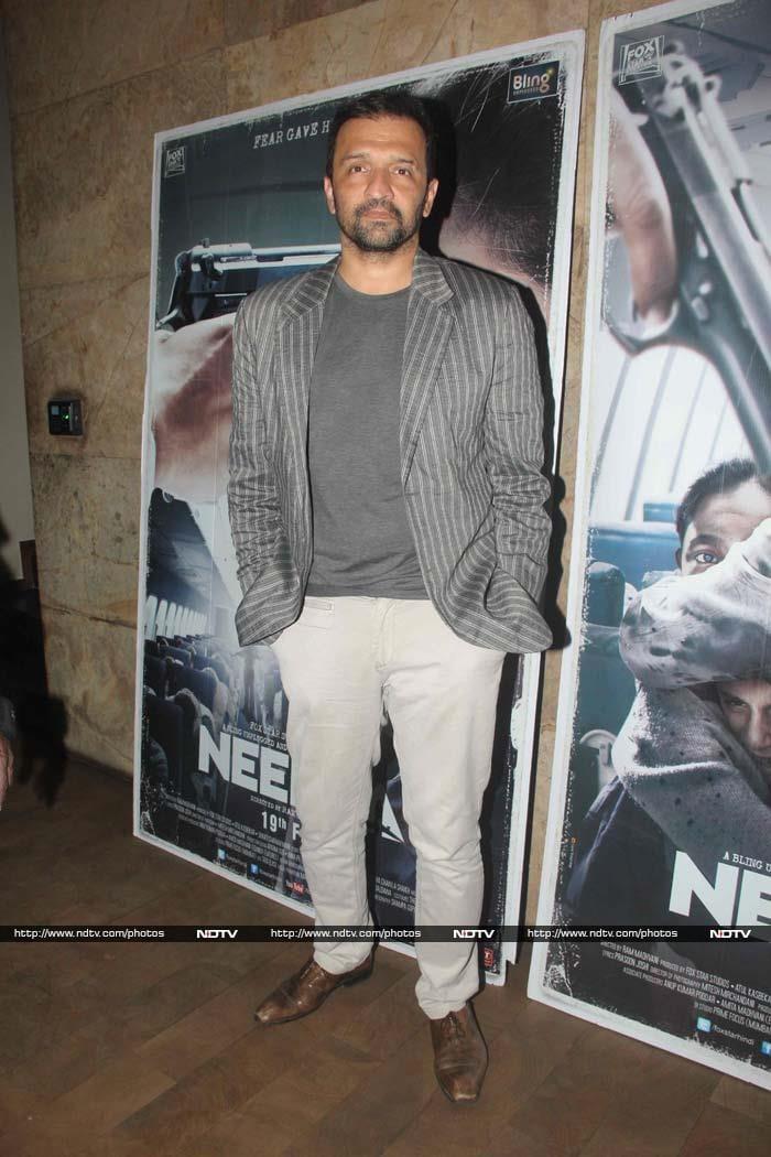 Jeete Chal Sonam: Aamir, Hrithik Watch Neerja