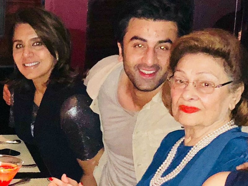 Inside Neetu Kapoor's Birthday Party In Paris