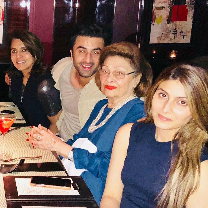 Inside Neetu Kapoor\'s Birthday Party In Paris