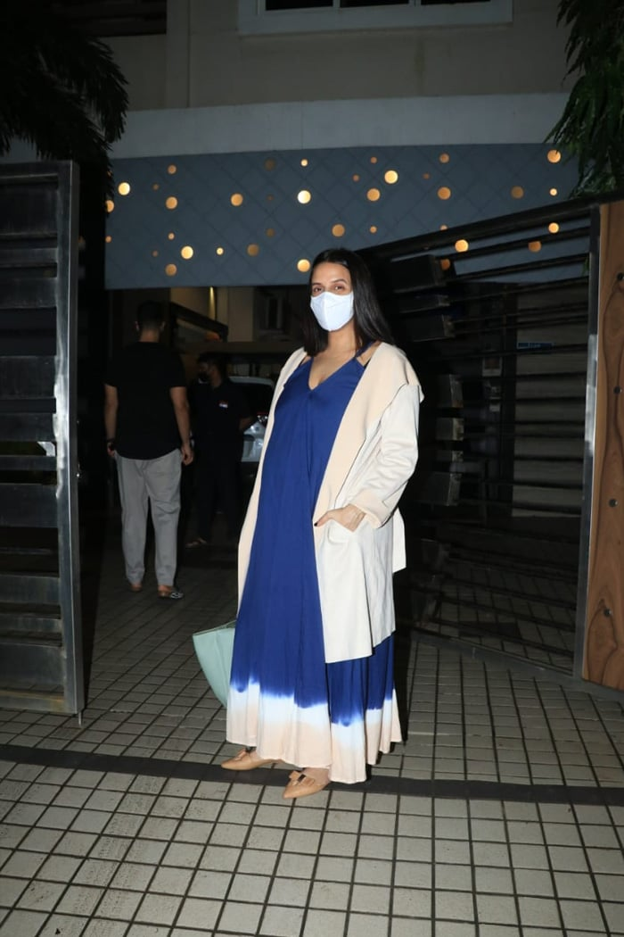 Mom-To-Be Neha Dhupia Went On A Date With Partner-In-Crime Angad Bedi