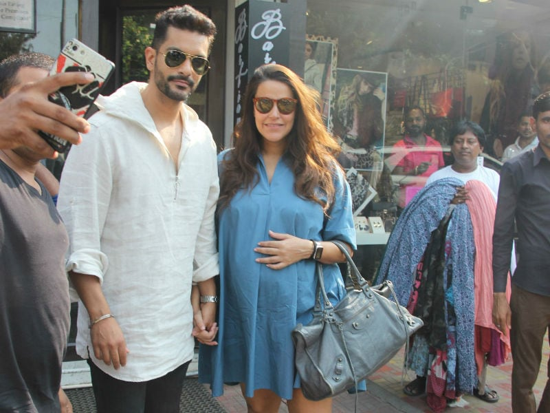 Catching Up With Parents-To-Be Neha Dhupia And Angad Bedi