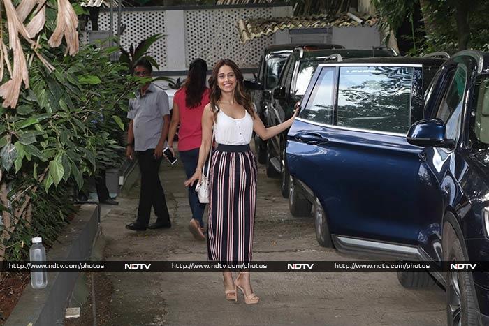Star Spotting: Neha Dhupia, Angad Bedi, Bipasha Basu\'s Busy Day