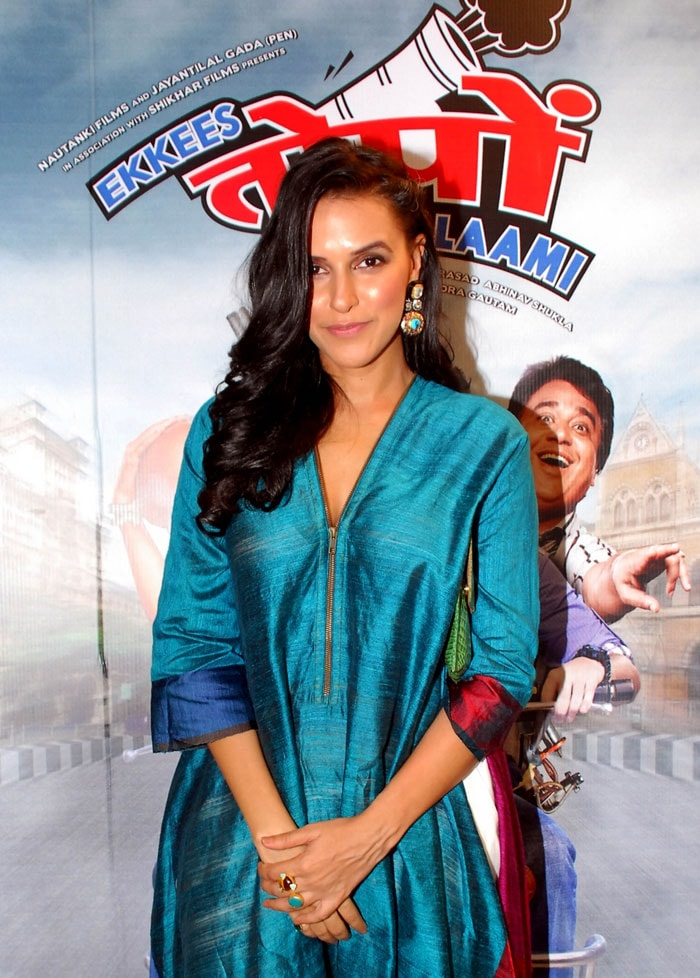Neha Dhupia Loves Work, Dance and Dressing Up