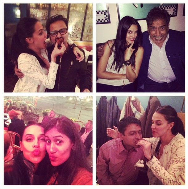 Neha Celebrates Birthday Abroad, Rishi Kapoor Turns RJ