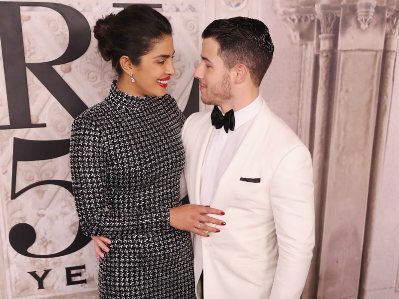 Let's Take A Moment To Admire The Way Nick Jonas Looks At Priyanka Chopra