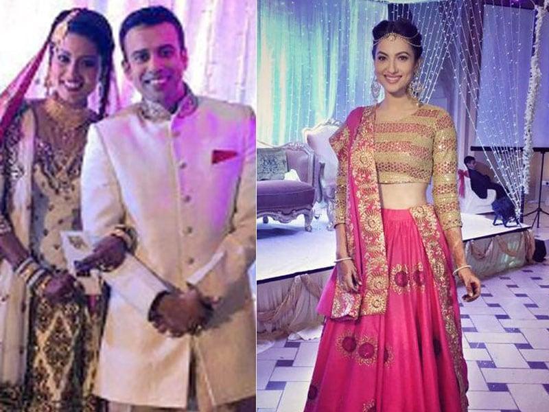 An Inside Look at Nigaar Khan's Wedding Festivities