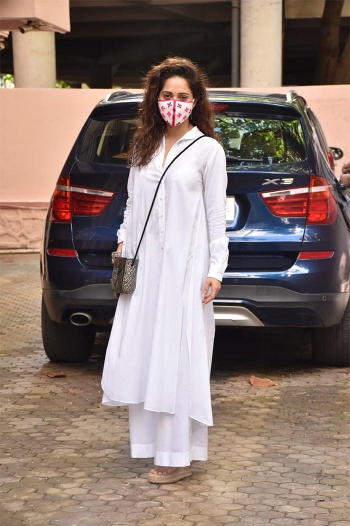 Nushratt Bharuccha And Sonal Chauhan Are Summer-Ready In White