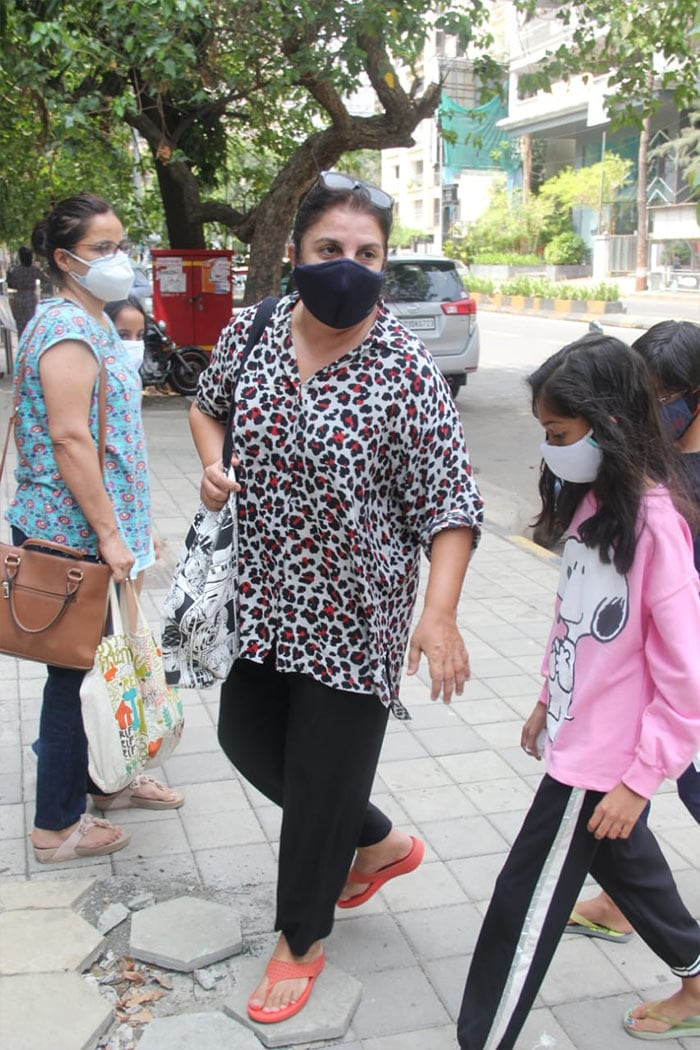 How Nysa And Yug Devgn Spent The Weekend