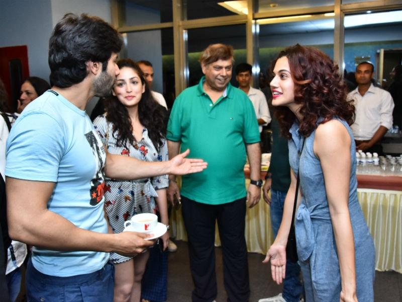 Fun Moments From Varun And Banita's October Screening