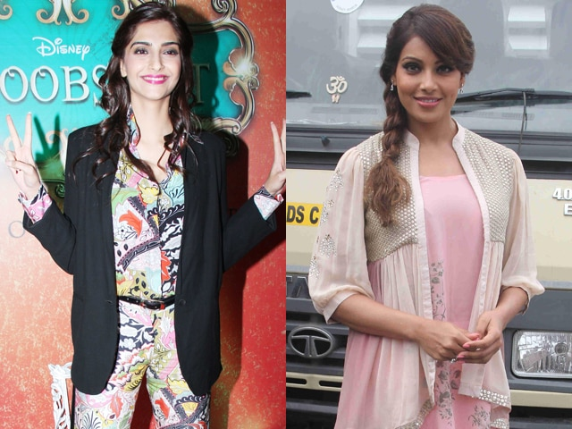 Two Devis, One Festival: Sonam, Bipasha