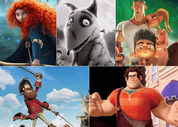 Oscar 2013: Nominations