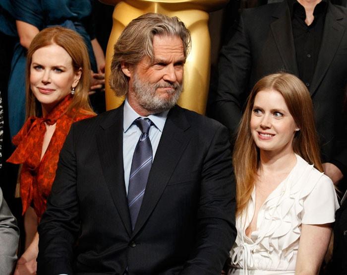 Oscars 2011: Nominees Luncheon