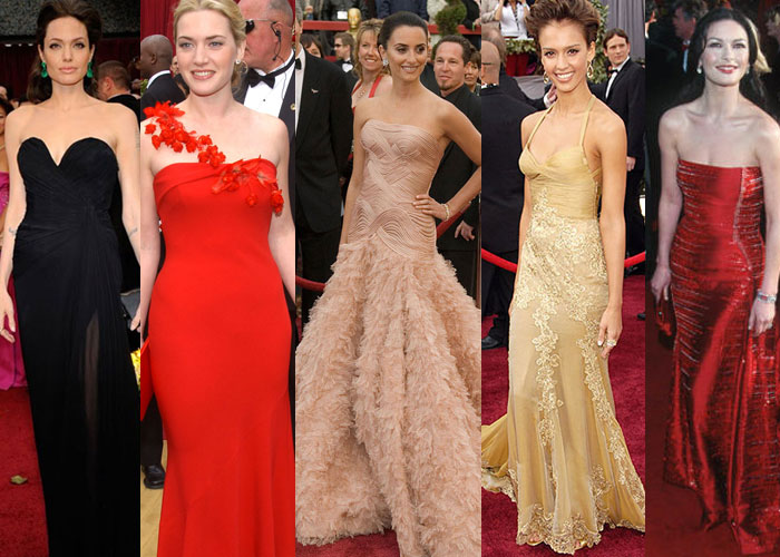 Oscar Fashion: Best Dressed of All Time