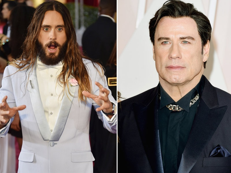 Leto to Travolta: 9 Awesome Oscar Faces
