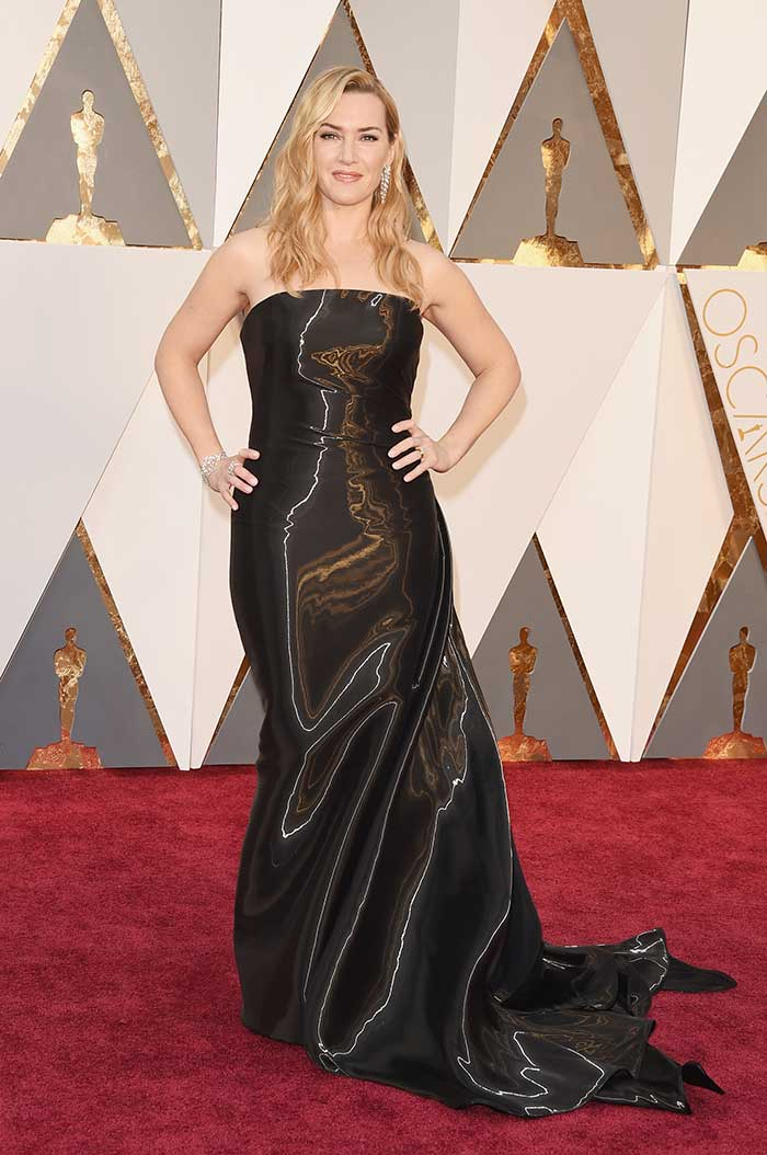 Oscar Red Carpet: Who Wore What