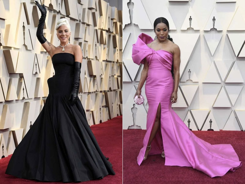Oscar Red Carpet: Lady Gaga To Angela Bassett, 10 Best-Dressed Actresses