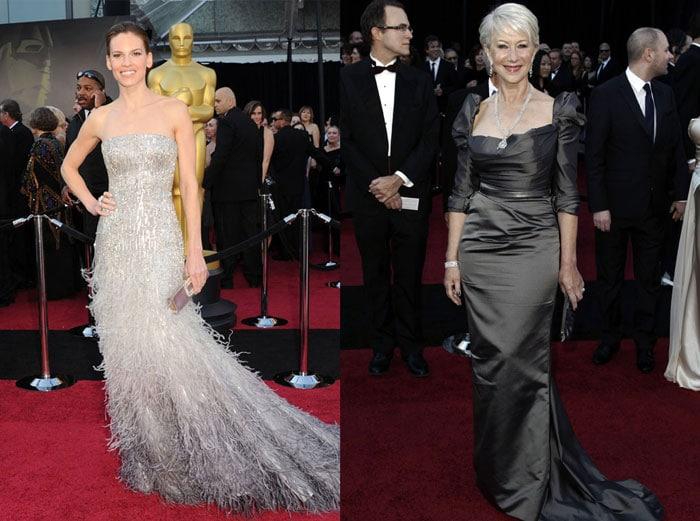 Oscar 2011: Fashion Trends
