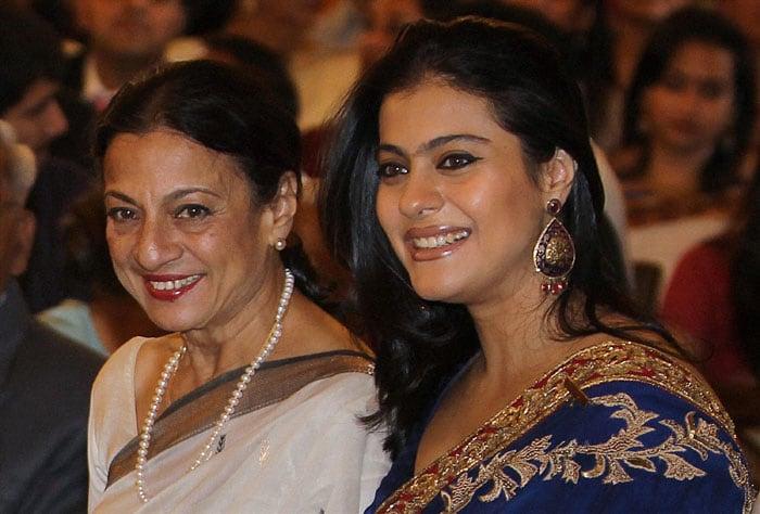 Kajol, Shashi Kapoor get Padma Awards