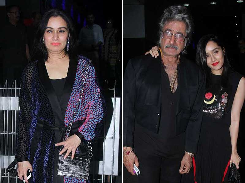 Inside Padmini Kolhapure's Birthday Celebrations With Family