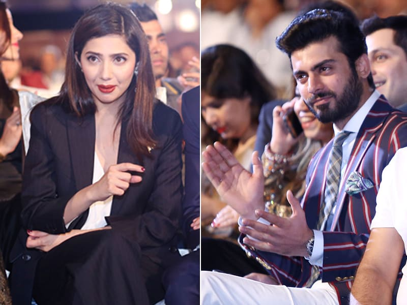 Mahira and Fawad Are Humsafars Once Again