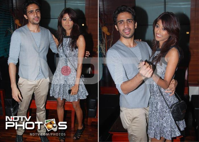 Paoli Dam at Hate Story party