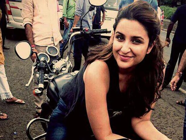 Parineeti Chopra's Motorcycle Diaries