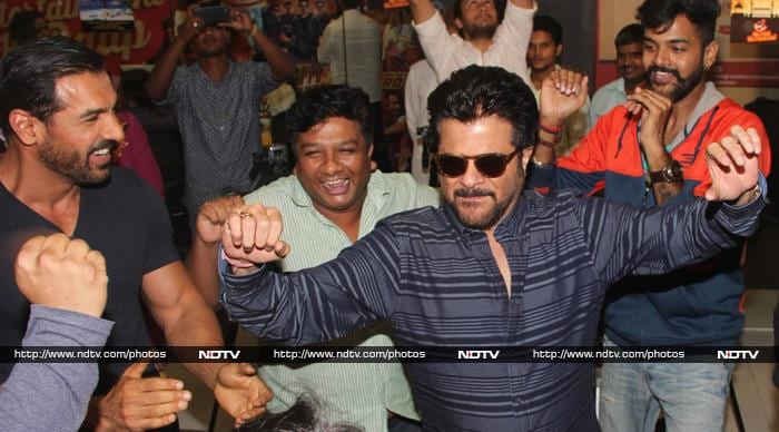 One Two Ka Four: Anil Kapoor Does His Lakhan Routine